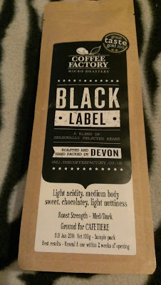 Coffee Factory Black Label