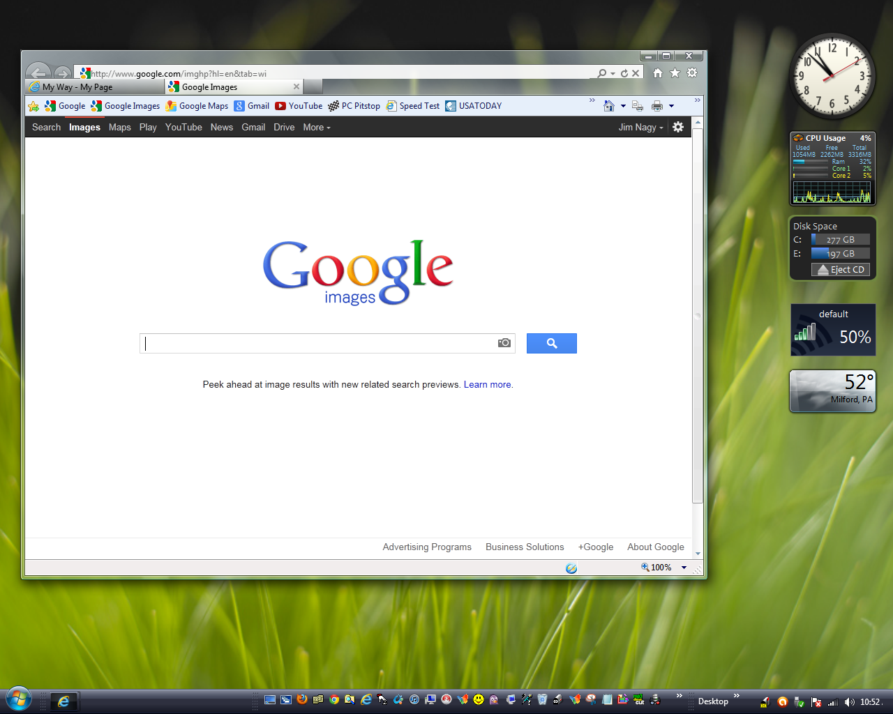 Gmail themes free download windows - You Can Download The Longhorn 5112 Theme Here