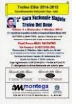 "2° Gara NAZ. SINGOLO ""trofeo Del Bene"" Bar L'Incontro-RN"