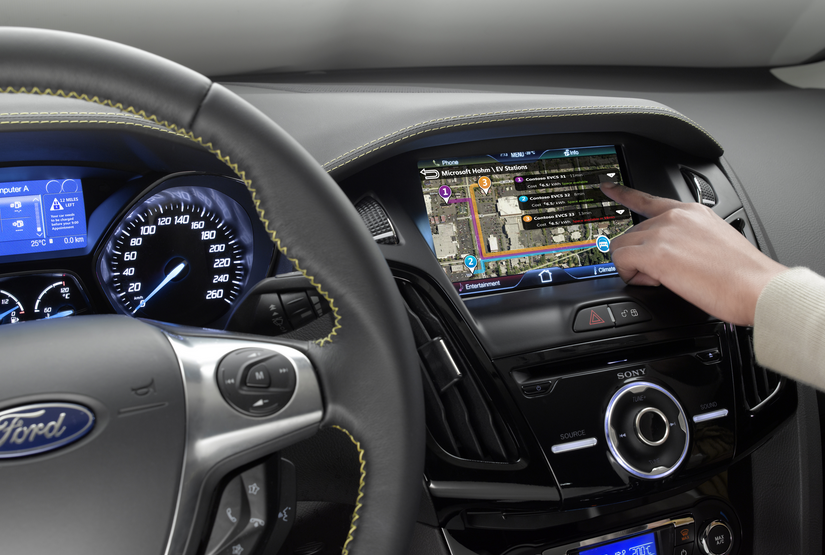 Ford and Microsoft's Partnership Continues with SYNC 3