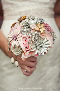 大家細心欣賞一下這樣的結婚花球