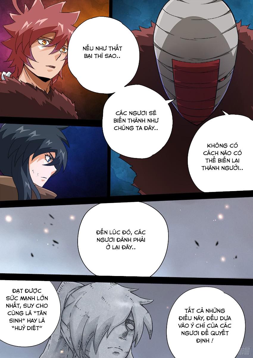 Quyền Bá Thiên Hạ Chapter 136 - Hamtruyen.vn