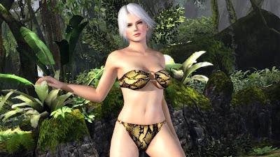 Bikinis de colección - Dead or Alive 5 - Vivo o muerto 5