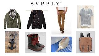 Svpply homepage