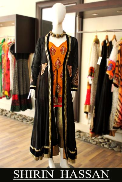 Shirin Hassan Celestial Collection 2014