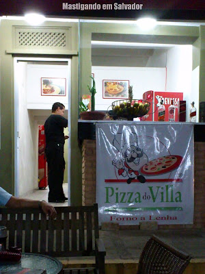 Pizza do Villa: Fachada