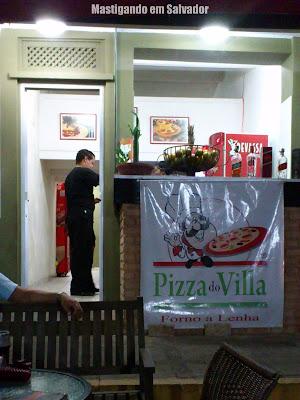 Pizza do Villa: Fachada