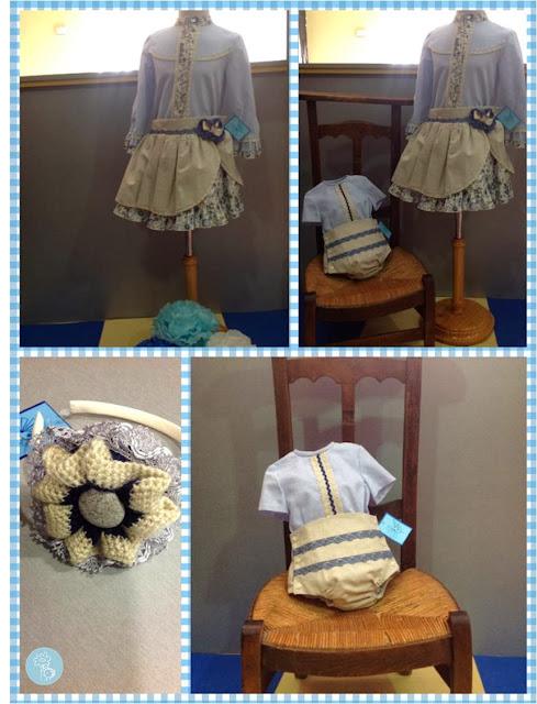 Conjunto niña y niño del Colibrí Azul en Blog Retamal moda infantil