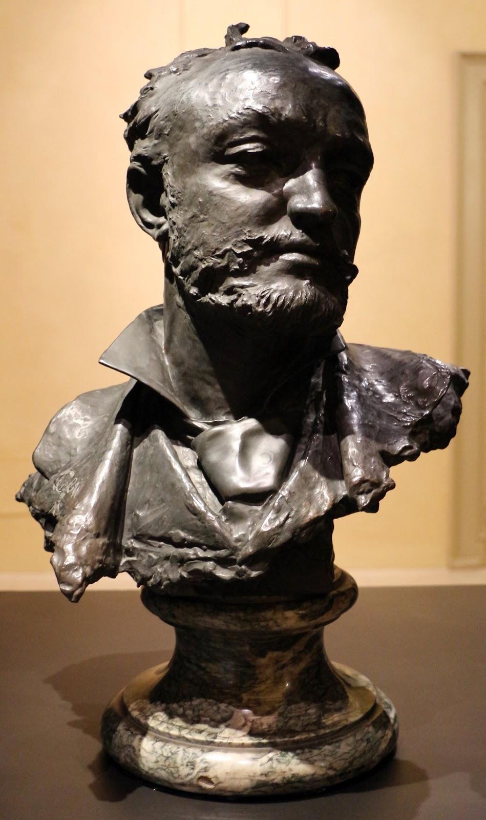 Vincenzo Gemito  usto di Giovanni  oldini