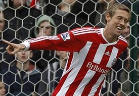 Peter Crouch, Stoke City forward