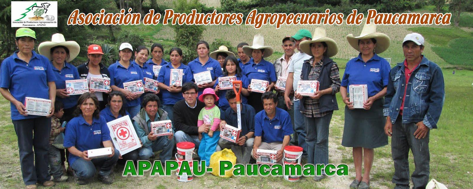 Asociación de Productores Agropecuarios de Paucamarca