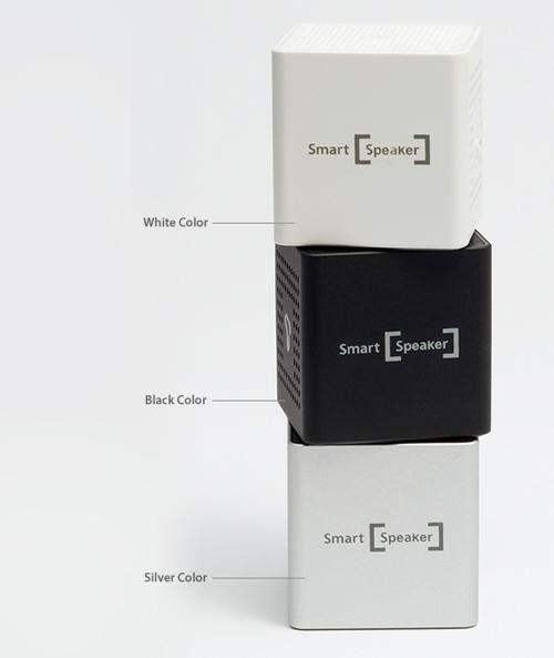 Yuna's Smart Bluetooth Speaker