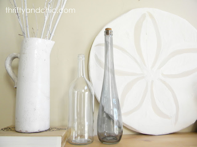 diy giant sand dollar