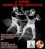 II Curso Combate de Contacto