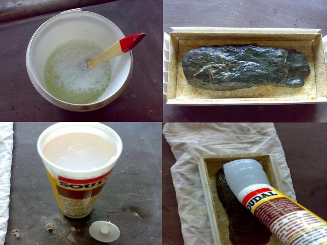 Жидкий силикон своими руками в домашних условиях видео