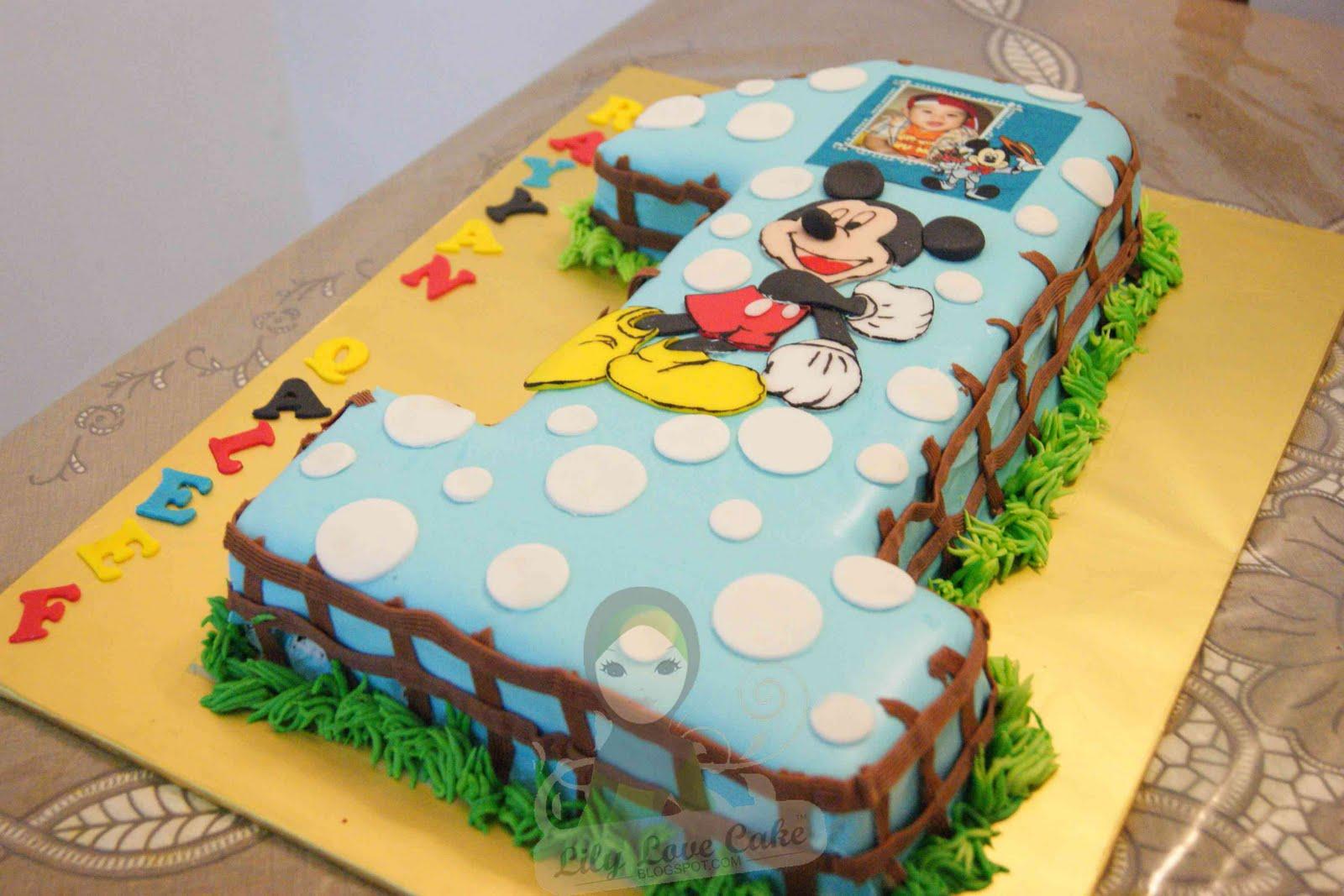 Mickey Mouse 14 Sheet Cake Mickey Mouse for Rayya...