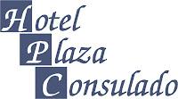 Hotel Plaza Consulado, cerca del Consulado Americano en Ciudad Juarez