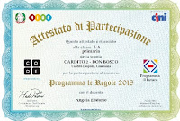 PROGRAMMA LE REGOLE 2018