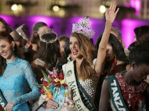 Venezuela gana Miss Earth 2013