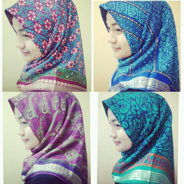 Trending Hijab by @suriahijabs