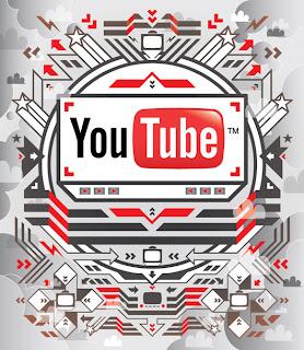 youtube google logo art  - creative google art