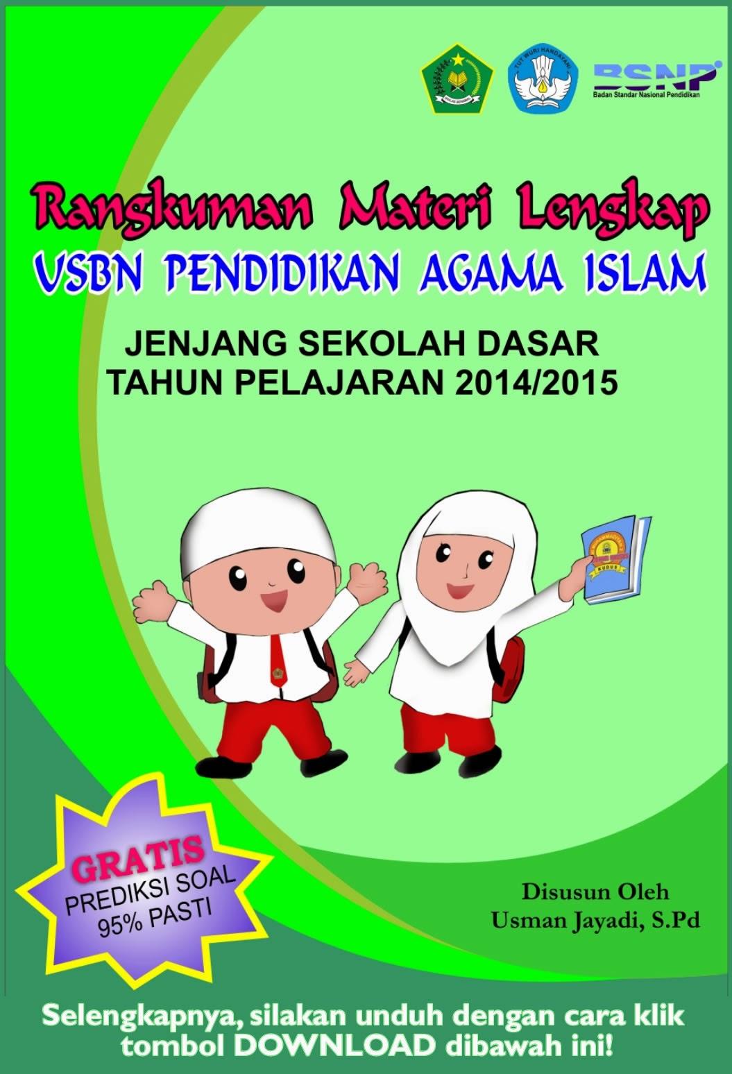 Download Ringkasan Materi Pai Ujian Sekolah Sd 2015 Lengkap Rief Awa Blog Download