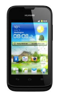 Huawei Ascend Y210 Harga Dan Spesifikasi, CPU 1Ghz Dual SIM