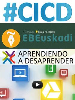 EBE Euskadi, Congreso Ciudadanía Digital, Google Drive, empleo y redes sociales