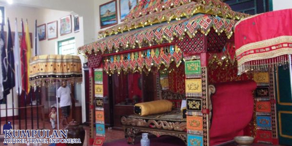 Istana Kedatuan Luwu Palopo