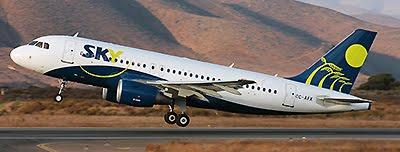 Sky Airline y su transformación en aerolínea de bajo costo