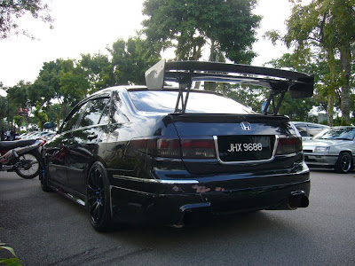 Turbo Honda Accord