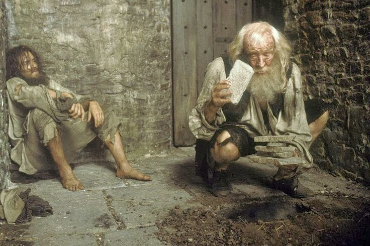 Image result for man in a dungeon