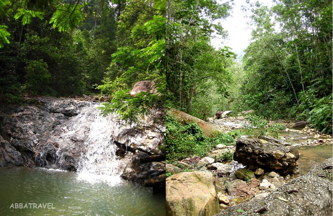 Waterfall Malaysia Johor Malaysia Johor Bahru Pulai