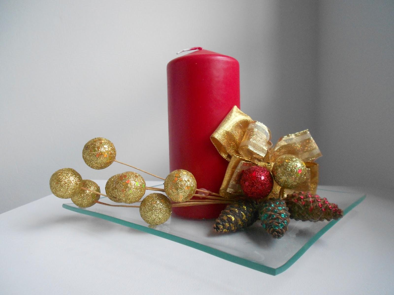 Mar amanual velas navide as for Velas navidenas