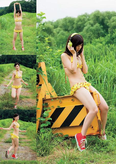 結城りおな Yuki Riona girl in the dream images 3