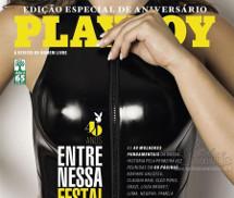 Edição Especial de Aniversário Playboy Brasil Agosto 2015