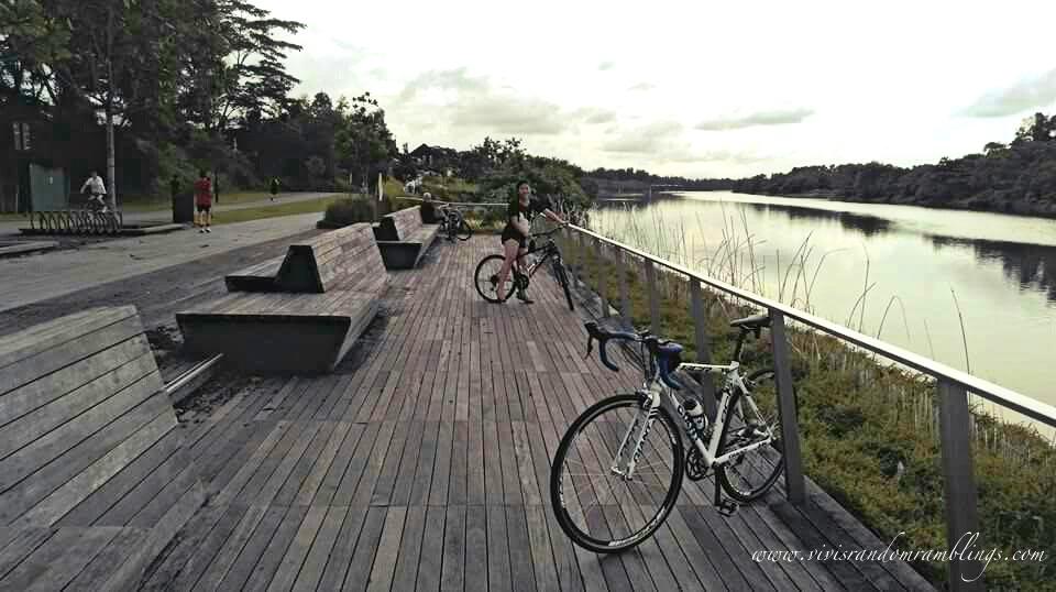 Punggol Waterway Viewing Deck