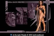 Sheila Bleck Widescreen Desktop Wallpaper Graphic Design