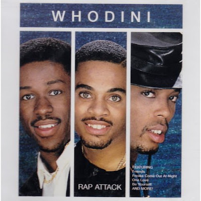 Whodini – Rap Attack (CD) (2003) (128 kbps)