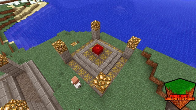 Blood Magic Mod 3th tier altar