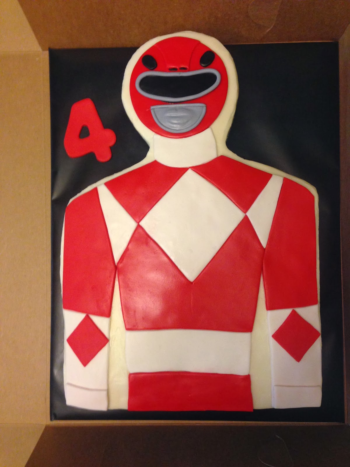 Cakes By Mindy Power Ranger Cake 10 X 15