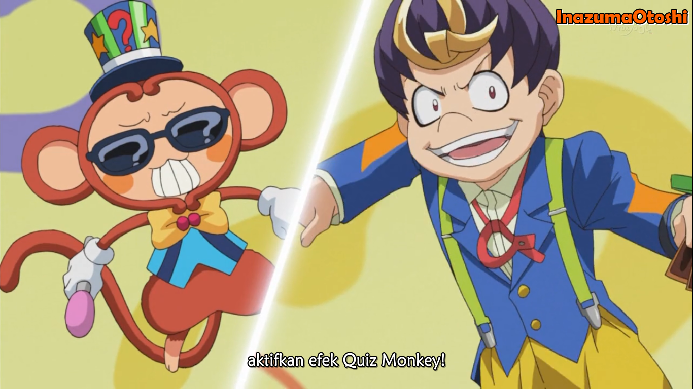 Yu-Gi-Oh!Arc-V Episode 19 Subtitle Indonesia