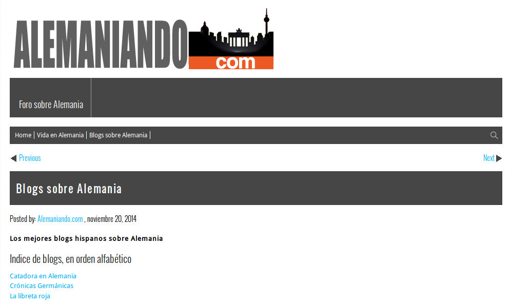 http://alemaniando.com/blogs-sobre-alemania/#catadoras