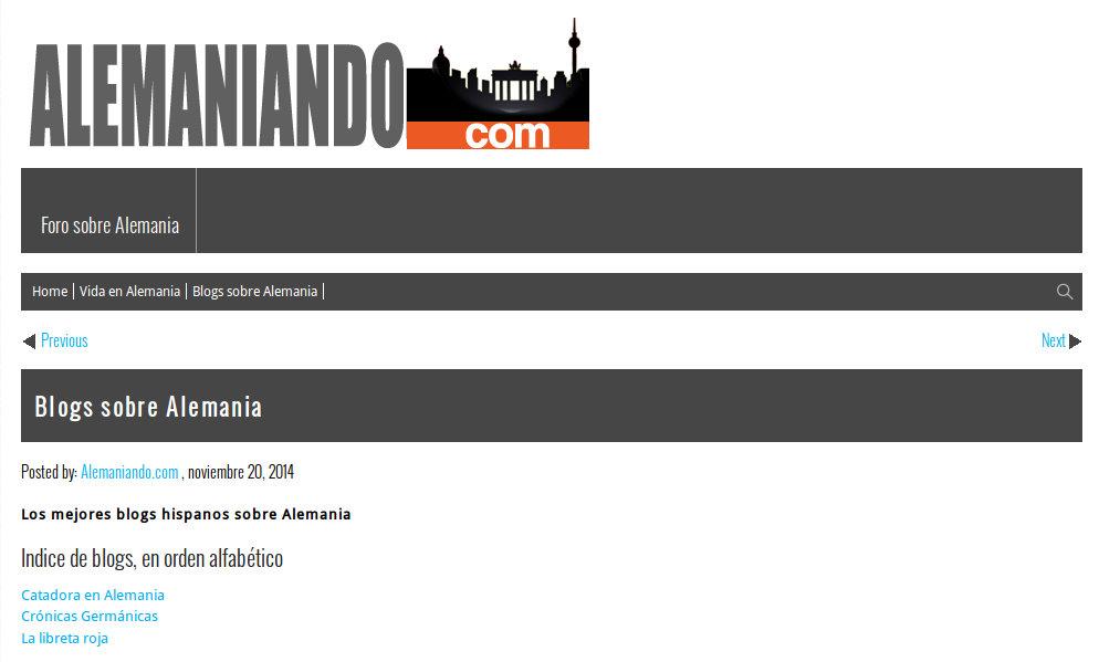 http://alemaniando.com/blogs-sobre-alemania/#catadoras