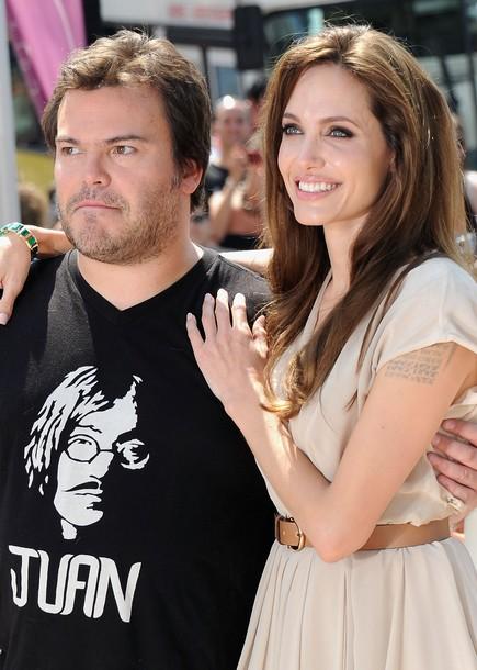 Angelina Jolie, Kung Fu Panda 2