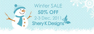 Winter Sales 50% off