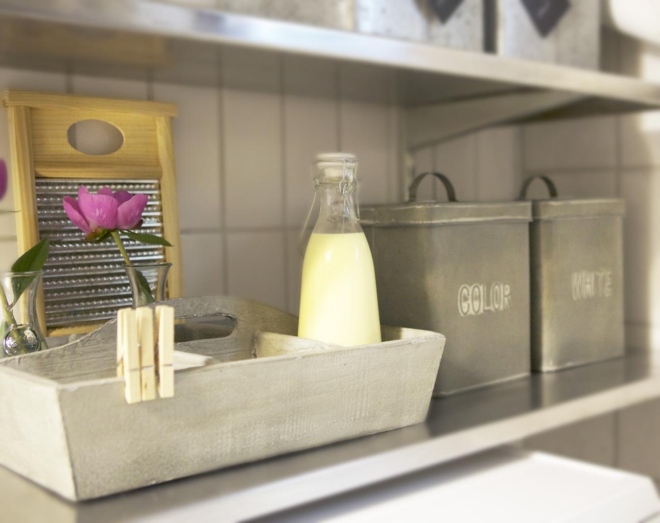 Lavendeldockor: fredagsinspiration: tvättstugan