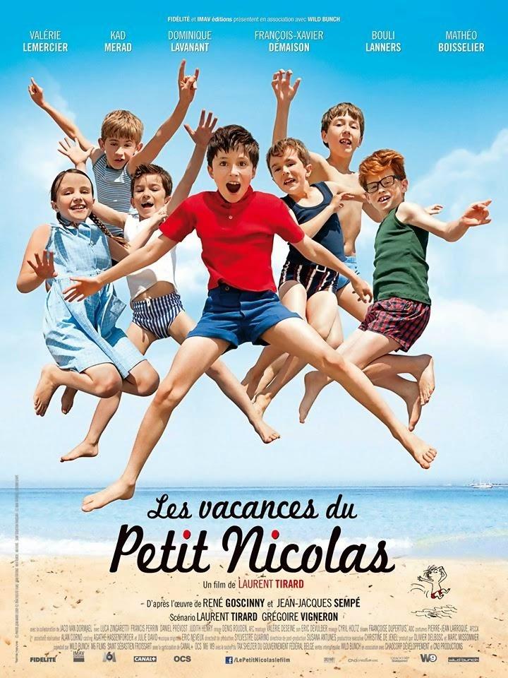 Les vacances du Petit Nicolas VK Streaming gratuit