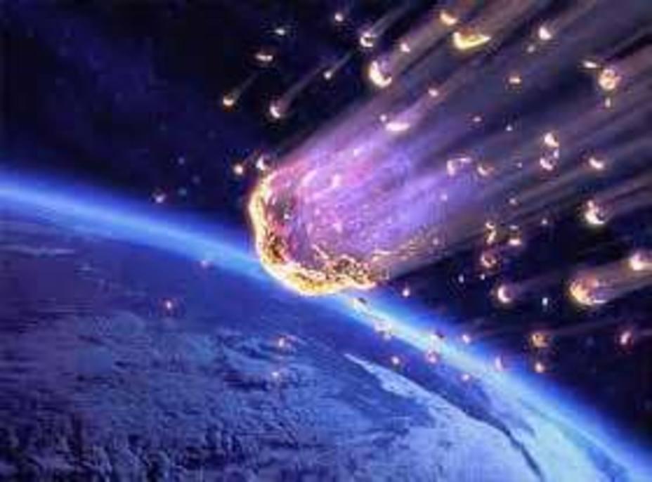 Meteoritos revelan datos de la antigua atmósfera
