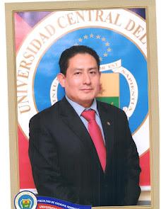 Dr. Efraín Becerra Paguay, MSc.